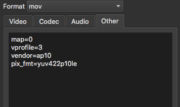 Open Source FFV1 video capture workflow for MacOS – For the love of FOSS